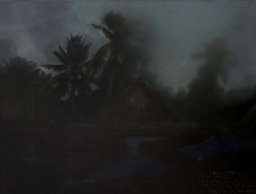 """Katarzyna Szeszycka """"Untitled (By Night)"""""""